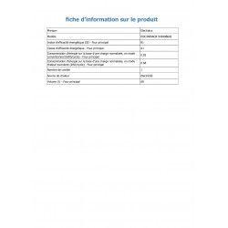 Four encastrable nettoyage pyrolyse ELECTROLUX - EOC3485AOX
