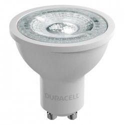 DURACELL Ampoule LED spot réflecteur GU10 3,6 W équivalent 35 W blanc chaud
