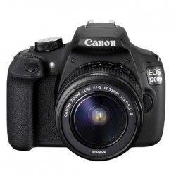 CANON EOS 1200D + objectif EF-S 18-55mm DC