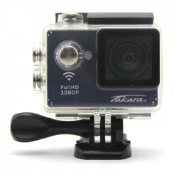 "TAKARA CS9 Caméra Sport FULL HD 1080P - Ecran 2"" - WiFi"