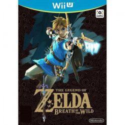 The Legend of Zelda : Breath of the Wild Jeu Wii U