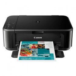 CANON Imprimante multifonction 3 en 1 PIXMA MG 3650S Noire - Jet d`encre - A4 - WiFi - Recto/Verso auto - CANON
