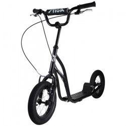 STIGA Trottinette Air scooter 12`` - Noir