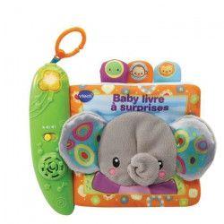 Baby livre à surprises Vtech Baby