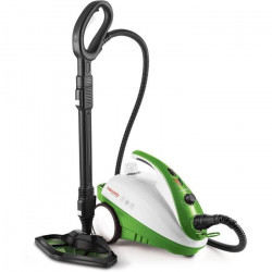 POLTI VAPORETTO - Smart35_MOP - Nettoyeur vapeur - 3,5 BAR - 95g/min - 1800W - 9 accessoires - Vert