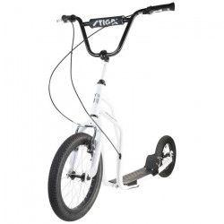 STIGA Trottinette Air scooter 16`` - Blanc