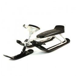 STIGA Luge Snowracer King Size GT - Blanc