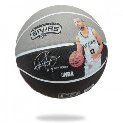 SPALDING Ballon Basket-ball NBA Player TONY PARKER BKT
