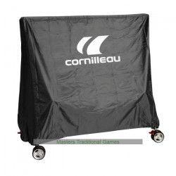 CORNILLEAU Housse de table de tennis de table Premium - Noir