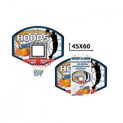 USG Panneau de Basket avec Cercle et Filet