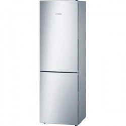 BOSCH KGV36UL30S - Réfrigérateur congélateur bas - 307L (213+94) - Froid brassé - A++ - L 60cm x H 186cm - Inox