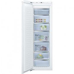 BOSCH GIN81AE30 - Congélateur armoire intégrable - 211L - Froid No Frost - A++ - L 56 cm x H 177,5 cm - Fixation