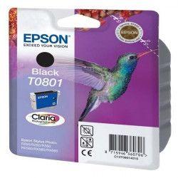 Epson T0801 Colibri Cartouche d`encre Noir