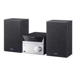 SONY CMT-SBT20 Micro chaîne Bluetooth - Fonction CD, FM, Entrée audio, USB - BASS BOOST