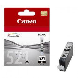 CANON Cartouche d`encre CLI-521 BK - Noir Photo