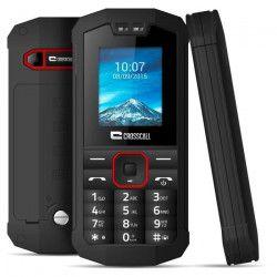 Téléphone mobile Crosscall Spider-X1 Noir