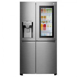 LG Réfrigérateur américain GSK6676SC - 601 L - No Frost - A++