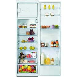 Réfrigérateur intégrable 1 porte 4* CANDY - CFBO3550E/1