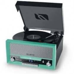 MUSE MT-110 GR Platine Vinyle - Bluetooth - CD