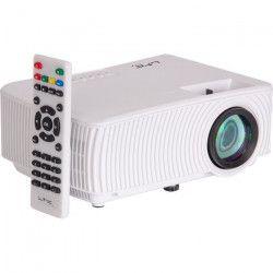 LTC VP1000-W Projecteur vidéo compact a LED - Duplication d`écran par wifi - LED 40 W