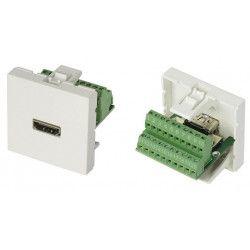 Connectique HDMI et Intégration Cordon HDMI Intégration ERARD - 2801