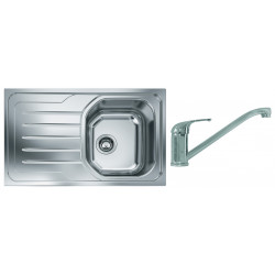 Packs évier + mitigeur 1 cuve FRANKE - 894184
