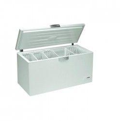BEKO HSA 29520 - Congélateur coffre - 284L - Froid statique - A+ - L 128,5cm x H 86cm - Blanc