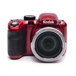 KODAK AZ421 Appareil photo numérique - Zoom optique 42x - Grand angle 24 mm - Ecran 3` LCD - 16 MP - Rouge