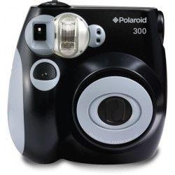 POLAROID PIC300 noir Appareil photo instantané compact