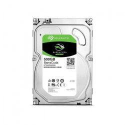 SEAGATE - Disque dur Interne - BarraCuda - 500Go - 7 200 tr/min - 3.5` (ST500DM009)