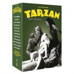 DVD Coffret La Collection Tarzan - Johnny Weissmuller - Édition Limitée