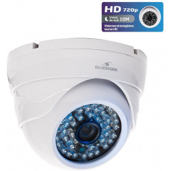 BLUESTORK BS-CAM Caméra IP HD intérieur - Cloud - Wifi
