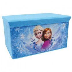 Fun House Disney Reine des Neiges banc de rangement pliable pour enfant