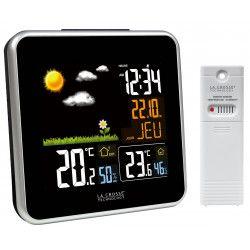 LA CROSSE TECHNOLOGY WS6821A Station météo colorée