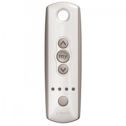 SOMFY Télécommande pour motorisation de volets 5 canaux Pure