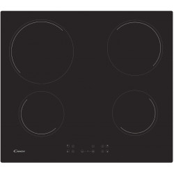 Table de cuisson vitrocéramique CANDY - CC64CH