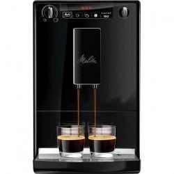 MELITTA E950-222 Machine expresso automatique avec broyeur Caffeo Solo - Noir Pur