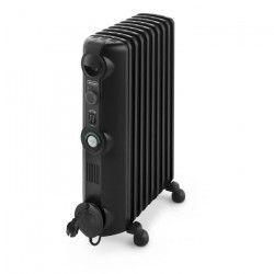 DELONGHI TRRS0920CB 2000 watts Radiateur bain d`huile mobile - 3 puissances