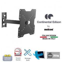 CONTINENTAL EDISON Support TV orientable TV 22-40`` VESA 200*200