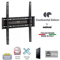 CONTINENTAL EDISON Support TV fixe TV 40-65` VESA 400*400