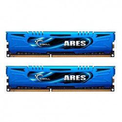 GSKILL - Mémoire PC RAM - Ares DDR3 - 8 Go (2X4 Go) - 1866MHz - CAS 9 (F3-1866C9D-8GAB)