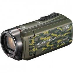 Camescope JVC Quad Proof GZ-R415 camouflage