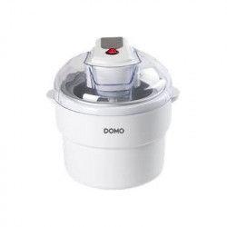 Domo DO2309I sorbetière 1 L Blanc
