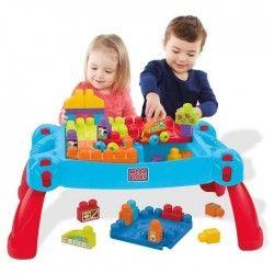 MEGABLOKS First Builders - La Table 3-en-1
