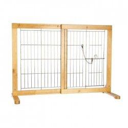 TRIXIE Barriere pour chiens 61?103 × 75 × 40 cm
