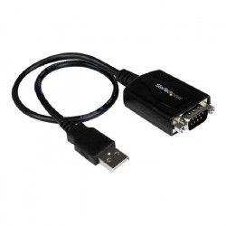 STARTECH Câble adaptateur professionnel USB vers série DB9 RS232 avec mémorisation du port de communication -