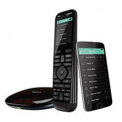 Logitech Télécommande universelle Harmony Elite - 15 en 1 - Actions a commande directe - Commande a distance