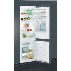 Réfrigérateur intégrable combiné INDESIT - B18A1DI