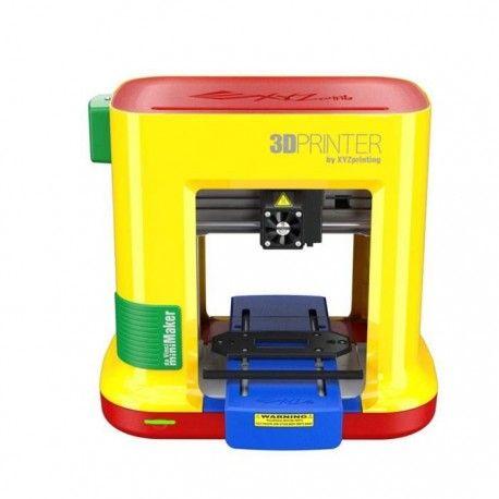 xyz printing imprimante 3d da vinci mini maker usb 2 0 1 buse pla. Black Bedroom Furniture Sets. Home Design Ideas