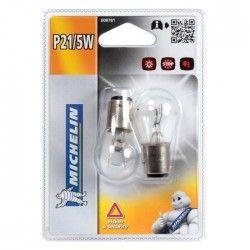 MICHELIN 2 ampoules P21/5W 12V